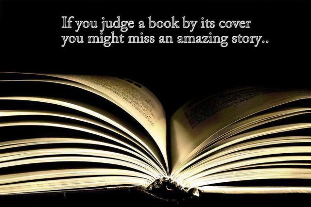 dont-judge-a-book-by-its-cover-citat despre aparențe