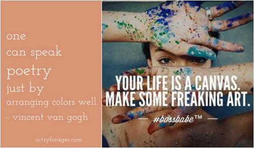 citate despre viata si culoare