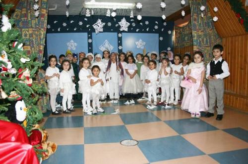 serbare de Craciun copii Centrul Casa Sf. Iosif Bucuresti