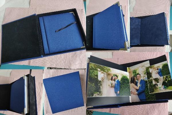 album de nuntă foto fizic