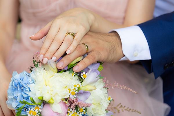unghii de mireasă la nunta proprie