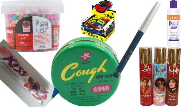 produse retro din anii 90 specifice copilariei pe care le mai gasesti in comert