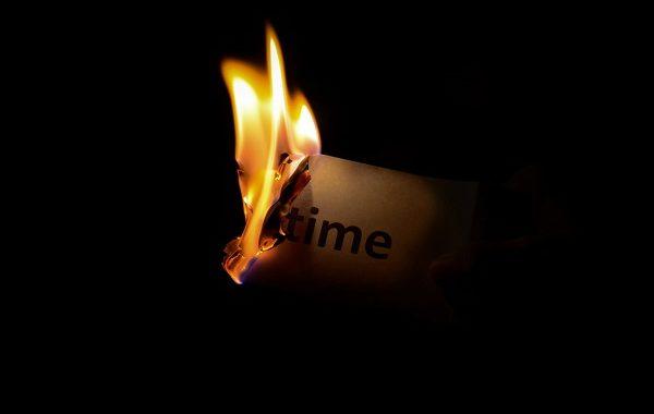 timpul e cel mai nobil dar