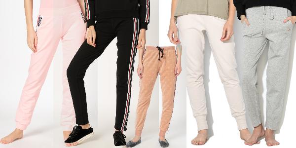 pantaloni de trening de firmă de purtat în casă
